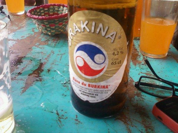 La bière du Burkina!