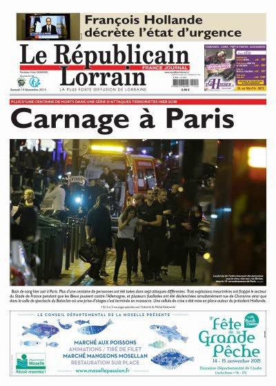 ATTENTA A PARIS ( HOMMAGE AUX VICTIMES )