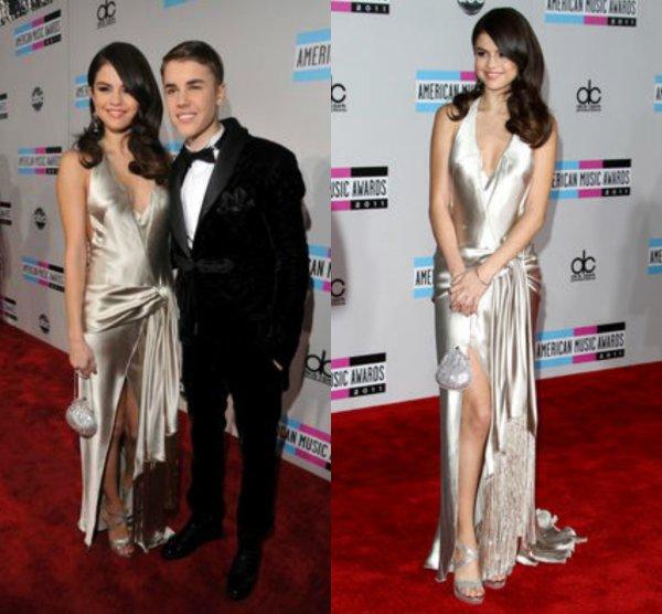 20 novembre 2011 ♣ Ont eu lieu les AMA Awards.
