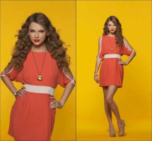 • Par manque de nouveautés pour nos deux stars, je vous laisse redécouvrir un shoot de Taylor pour 'Week-end Etats-Unis' datant de juin.
