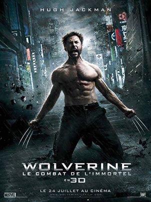 Wolverine le combat de l'immortel.