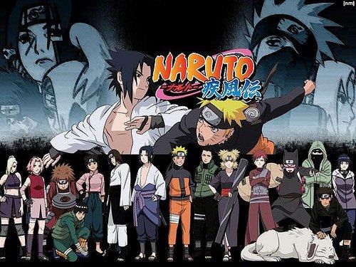 Manga Naruto / Naruto Shippuden