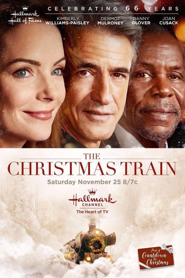 Watch Online The Christmas Train 2017 Dermot Mulroney