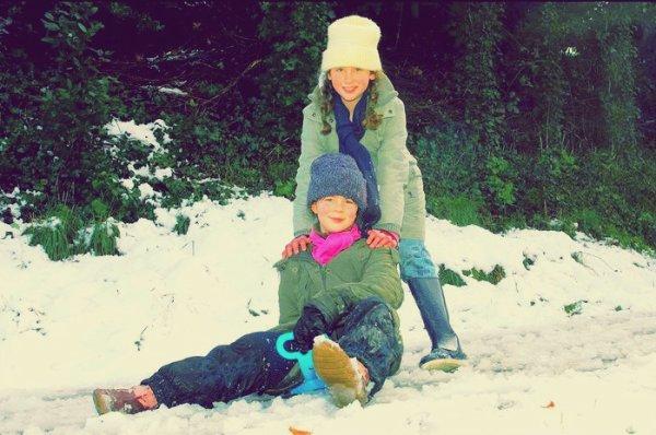 Léa et Louise