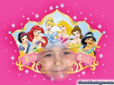 mes petites princesses