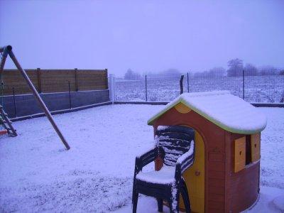 jour de neige sur mauléon