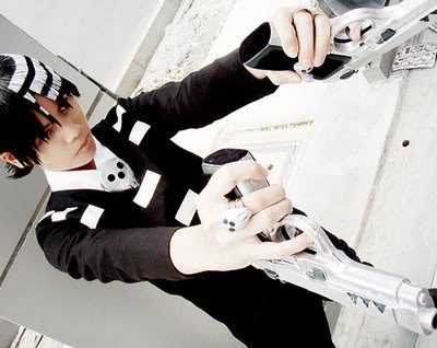The cosplay du mois : Avril