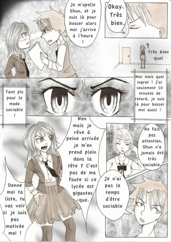 Pages 6 et 7 !