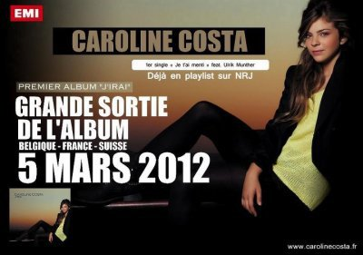 Caroline Costa : Rédaction'chef de fan2.