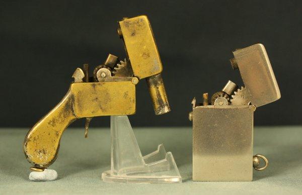 WW1 Briquet Pistol Automatic