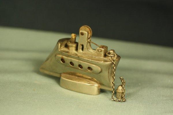 Briquet Dreadnought, Battleship, Fishing Vessel?