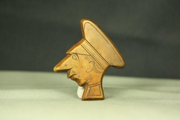 WW1 Briquet Trench Art Kron Prinz