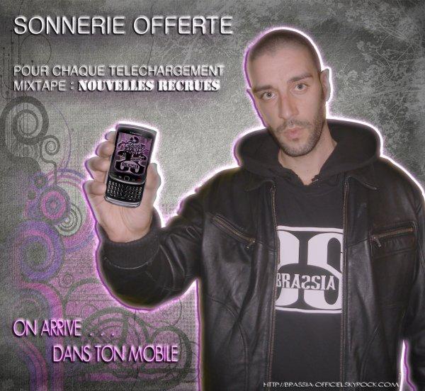 """DJ VENUM Présente BRASSIA MIXTAPE """"NOUVELLES RECRUES"""""""