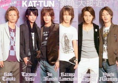 KAT-TUN (avec Jin) image