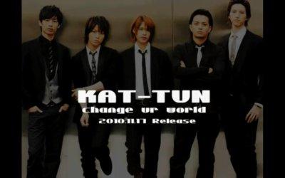 Ennnfin un nouveau titre pour les KAT-TUN a 5