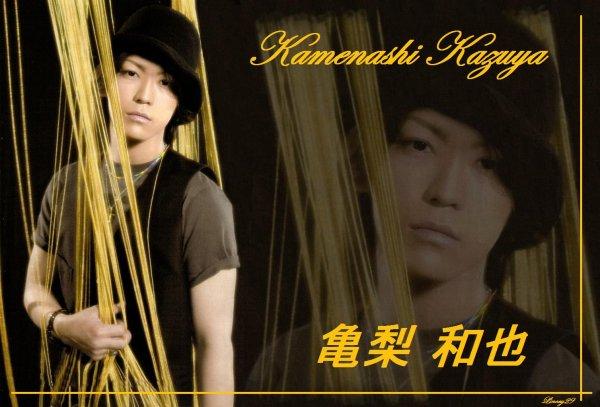 Kamenashi Kazuya : Parfait