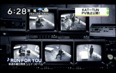Run for You preview, pour patienter