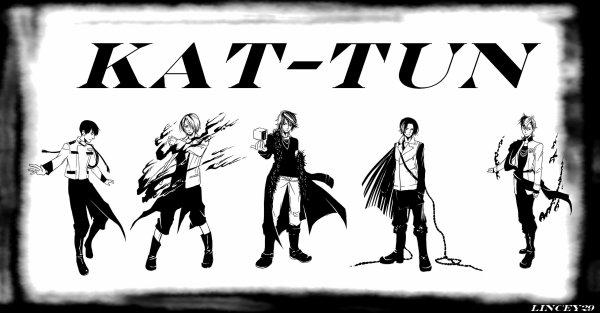 KAT-TUN manga