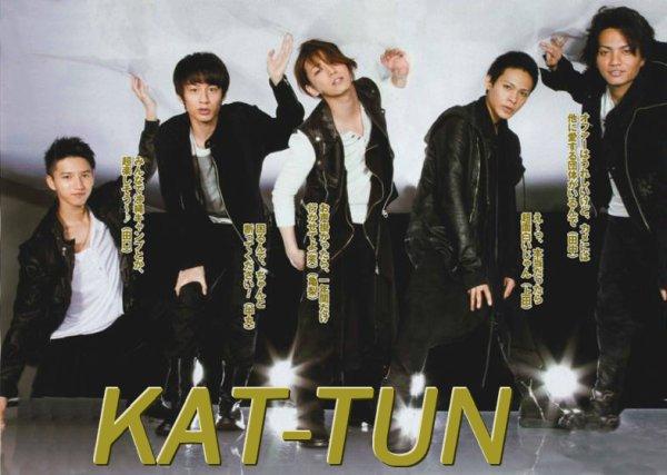 KAT-TUN TV PIA