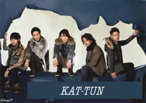 KAT-TUN TV life Décembre