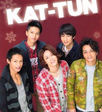 KAT-TUN TV Navi