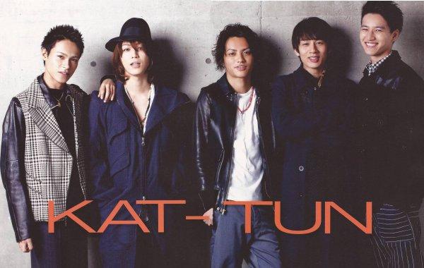 KAT-TUN Duet Janvier