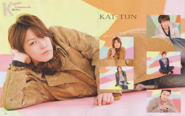 KAT-TUN Duet Février