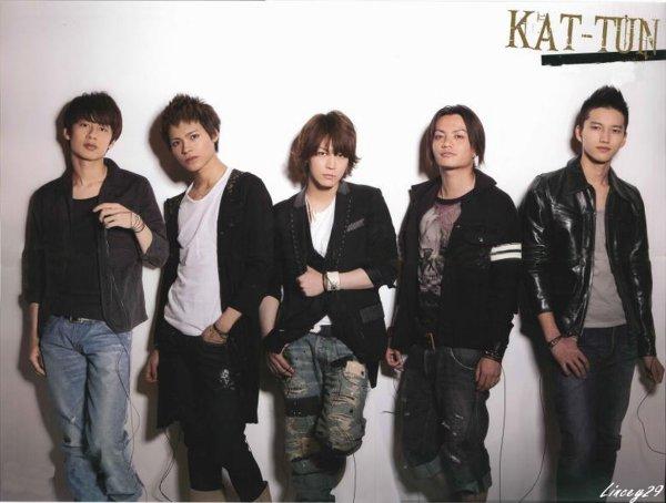 KAT-TUN Wink up Février