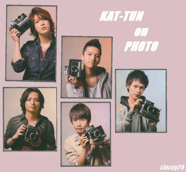 KAT-TUN Monthly février