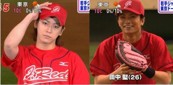 Tournoi Baseball des Jonnys Jr: Kazuya et Koki