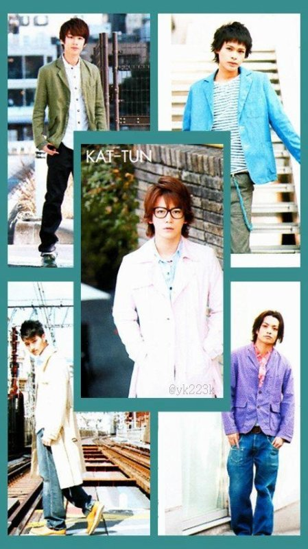 KAT-TUN Duet Avril