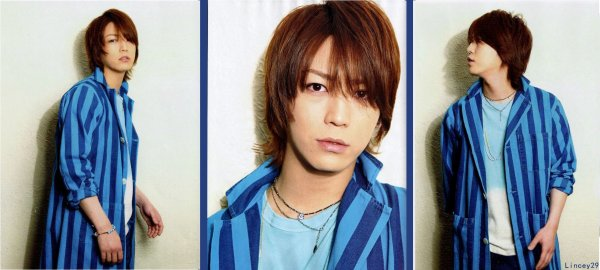 Kamenashi Kazuya: Mr Lips