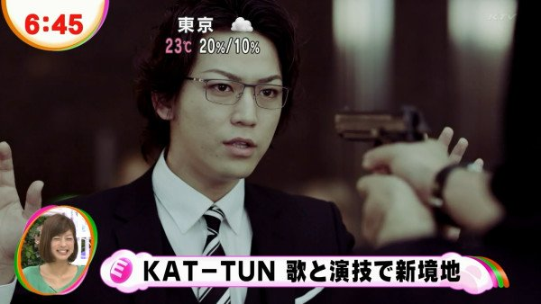 """To the limit"" 1er PV preview: Les KAT-TUN en otage^^"
