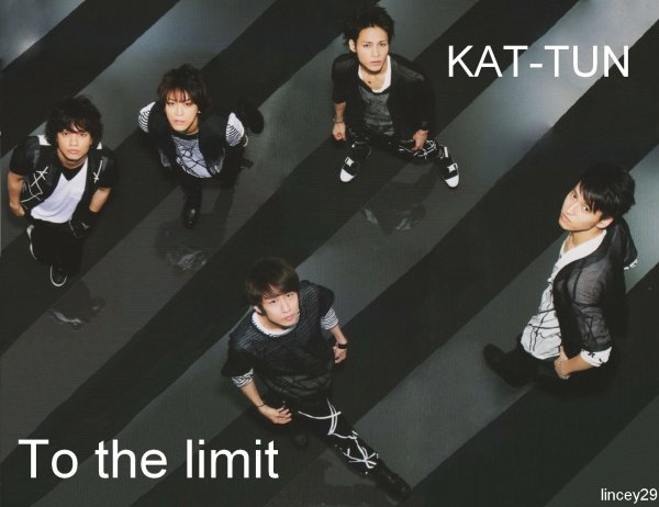 Promo des KAT-TUN: To the limit, drama, film, spectacle...