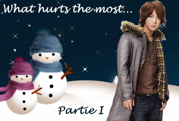 Fanfiction: OS What hurts the most... (Partie I)