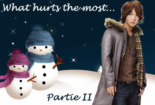 Fanfiction: OS What hurts the most... (Partie II)