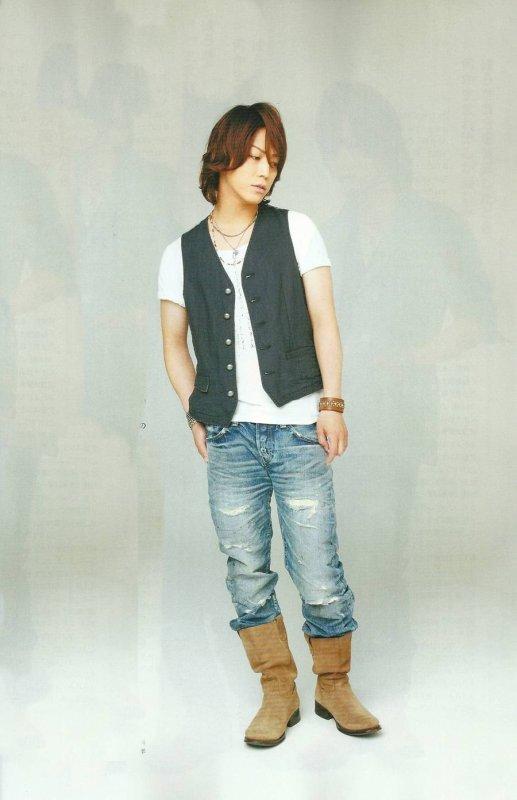 Kamenashi Kazuya dans Best stage