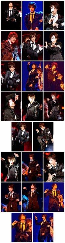 Pèle mêle de Photo de Kamenashi Kazuya dans dream Boys 2012