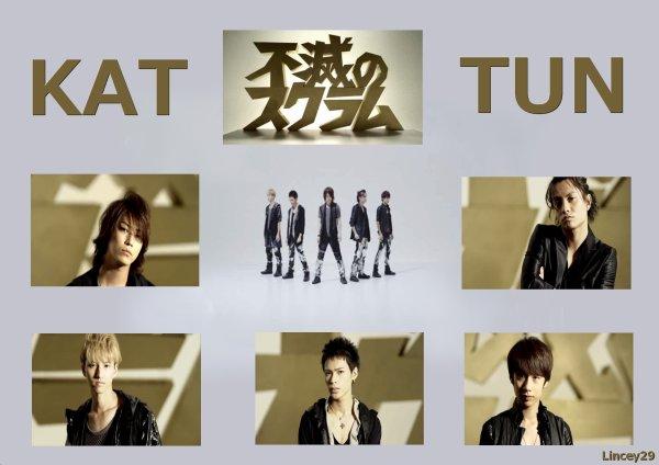 """KAT-TUN PV """"Fumatsu no scrum"""""""