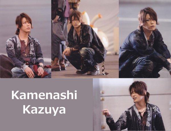 Shoot de Kamenashi Kazuya: Fumetsu no scrum