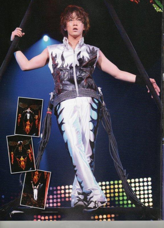 Dream Boys 2012: Kazuya Kamenashi