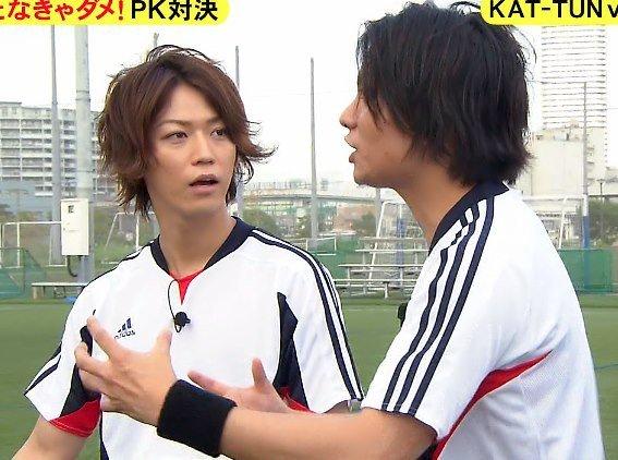 KAT-TUN dans Sekaiichi Dame na Yoru