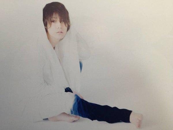 Kamenashi Kazuya, photoshoot dans + Act mini