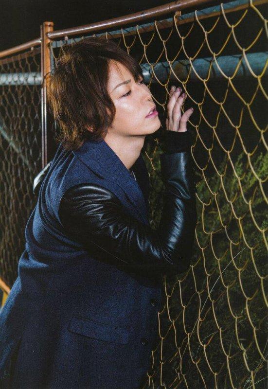 Kamenashi Kazuya dans Clap