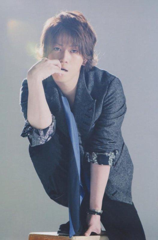 Kamenashi Kazuya dans Flix plus