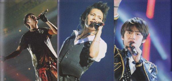 DVD live tour CHAIN 2012 KAT-TUN