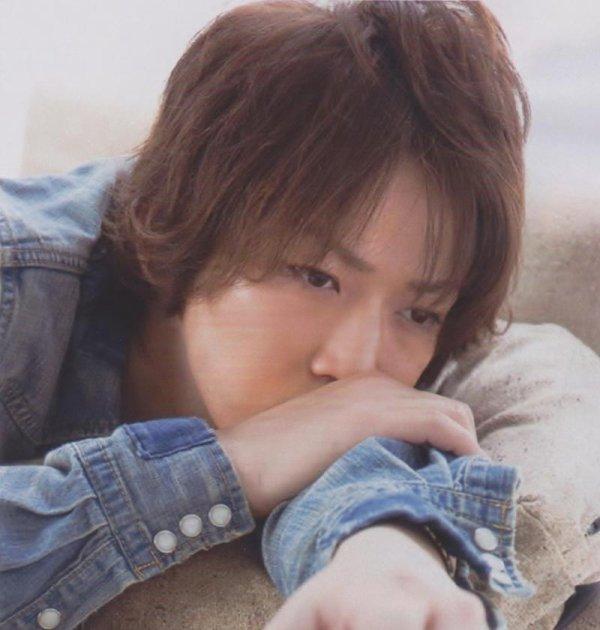 Kamenashi Kazuya dans TV Fan