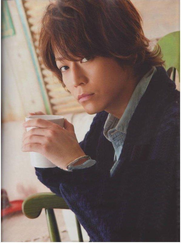 Kamenashi Kazuya dans Fine