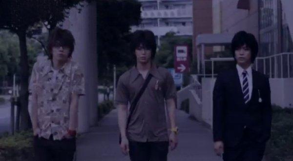 """Premières images du film de Kamenashi kazuya """"Ore Ore"""""""