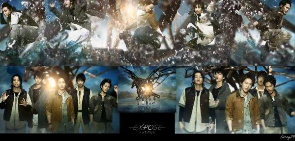"""KAT-TUN PV """"Expose"""""""